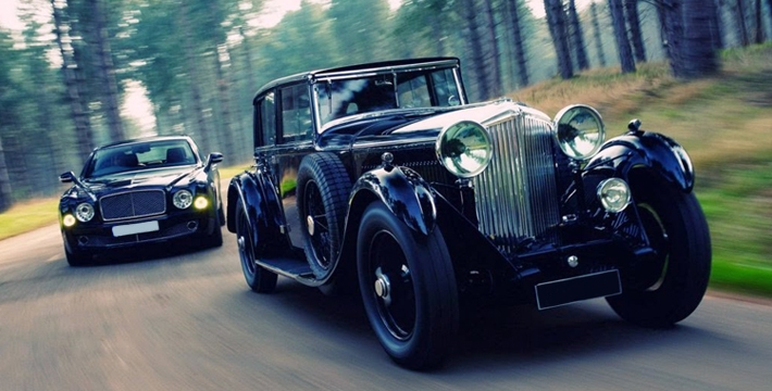 Classic-VS-Modern-Wedding-Cars