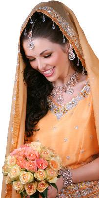 Asian Indian Bride