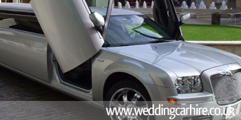 Chrysler Baby Bentley Limousine Hire