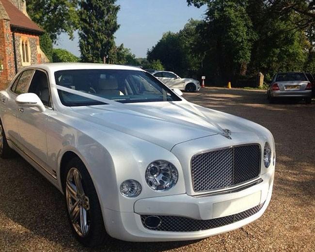 Bentley Mulsanne Hire UK | Bentley Wedding Cars in UK