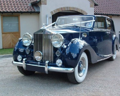 Classic Wedding Cars in Medway, Kent, Rochester, Chatham, Gillingham