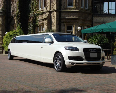 Limo Hire in Kirkcaldy