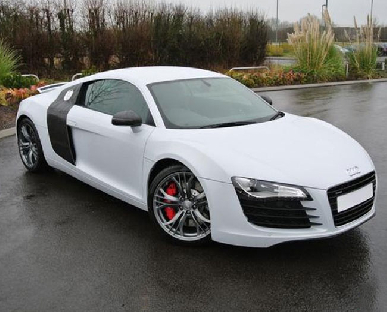 Sports Car Hire in London