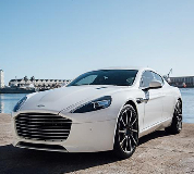 Aston Martin Rapide Hire in Wales