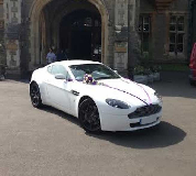 Aston Martin Vantage Hire  in Stockport