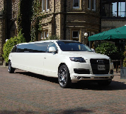 Audi Q7 Limo in Southend