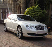 Bentley Flying Spur Hire in Wales