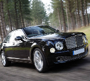 Bentley Mulsanne in Wiltshire