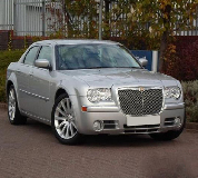 Chrysler 300C Baby Bentley Hire in Bradford, Leeds