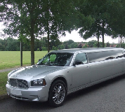 Dodge Charger Limo in Wales