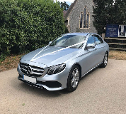Mercedes E220 in Merton