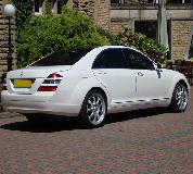Mercedes S Class Hire in Islington