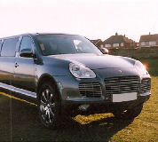 Porsche Cayenne Limos in Tonbridge