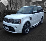 Range Rover Sport Hire  in North East