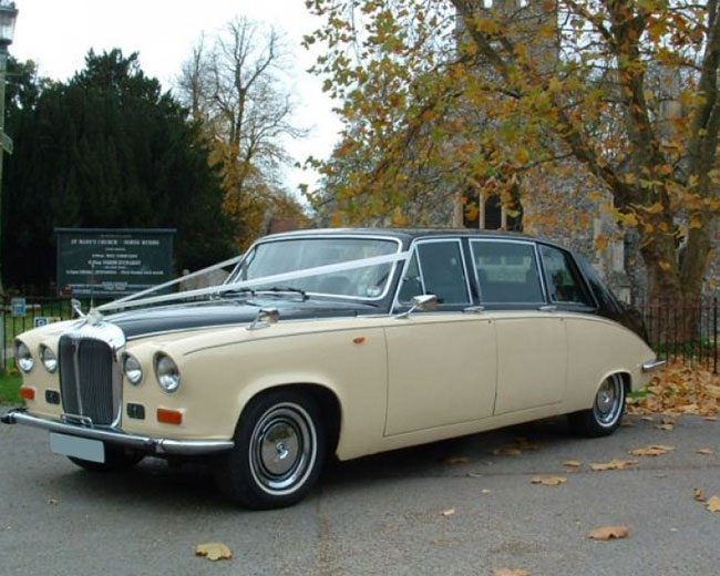 Ivory Baroness IV - Daimler Hire