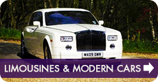 Limousines and Modern Cars