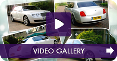 Wedding Car Hire Video Gallery