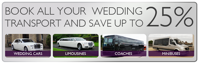 wedding transport hire london