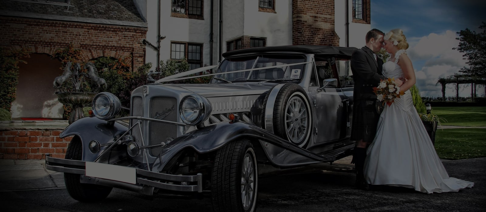 Wedding Car Hire UK